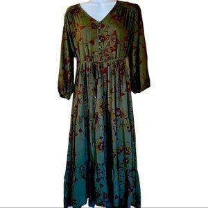NWT Jaase Maxi Dress size XL